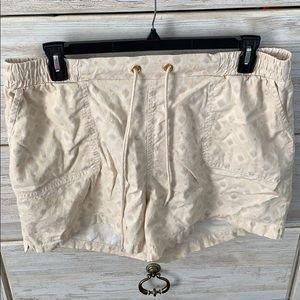 Cato elastic waist shorts